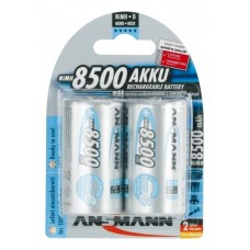 Acumulatori D / HR20 - 8500 mAh - Ansmann