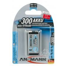 Acumulator 9V / 300 mAh - Ansamnn