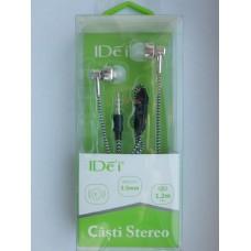 Casti intraauriculare cu microfon - DEI
