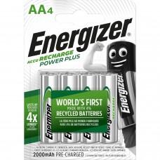 Acumulatori AA, 2000 mAh, Ready to use - Energizer, 4 buc / set