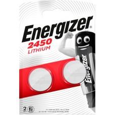 Baterie litiu 3V, CR2450 - Energizer, 2 buc / set