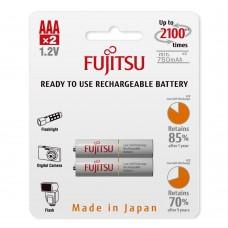Acumulatori AAA ,750 mAh , Fujitsu / 2 buc