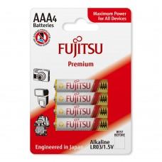 Baterii Ultra Alkaline AAA / LR03 -Fujitsu /4buc