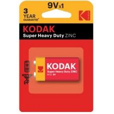 Baterie 9V / 6F22 - Kodak