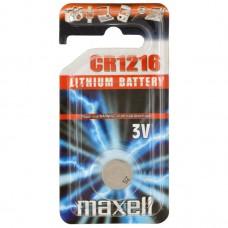 Baterie CR1216 - Maxell