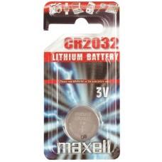 Baterie CR 2032 - Maxell