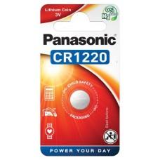 Baterie CR1220 - Panasonic