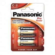 Baterii Ultra Alkaline LR14 / C - Panasonic Pro Power