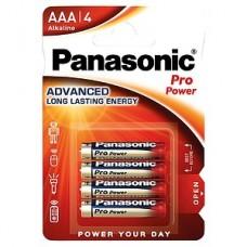Baterii Super Alkaline Pro Power AAA /LR03 - Panasonic