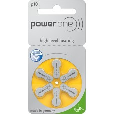 Baterii auditive P10 / 10 - Power One