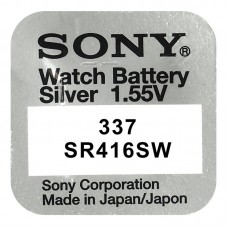 Baterie 337 / SR416SW - Sony