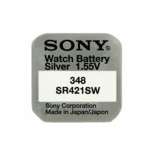 Baterie 348 / SR421SW - SONY