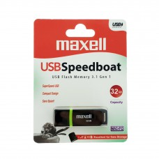 Stick Memorie USB 3.1 Maxell 32 Gb Speedboat