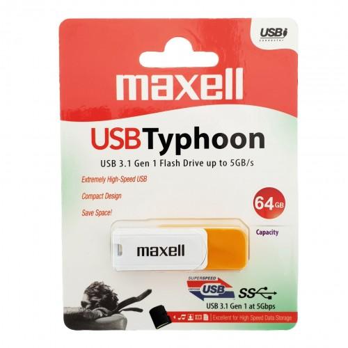 Stick Memorie USB 3.1 64 Gb - Maxell
