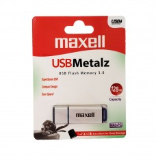 Stick Memorie USB 3.0 Maxell 128 Gb, METALZ