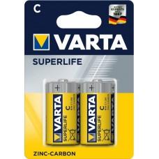 Baterie R14 / C / Baby - Varta