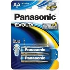 Baterie Ultra Alkalina Panasonic Evolta AA/LR6