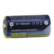 Acumulator CR 123A