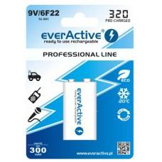 Acumulator Profesional 9V / 320 mAh -Everactive