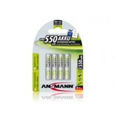 Acumulatori 550 mAh - AAA / R3 / HR03