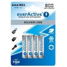 Acumulatori AAA ,800 mAh -Everactive,4 buc