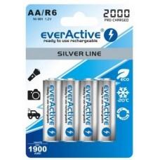 Acumulatori Profesionali AA 2000 mAh -Everactive