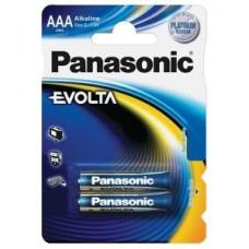 Baterie Ultra Alkalina  Panasonic Evolta  AAA/LR03