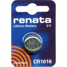 Baterie  Renata CR1616