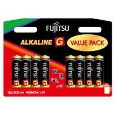 Baterii Alkaline AA /LR6 - Fujitsu 8/BL.UP
