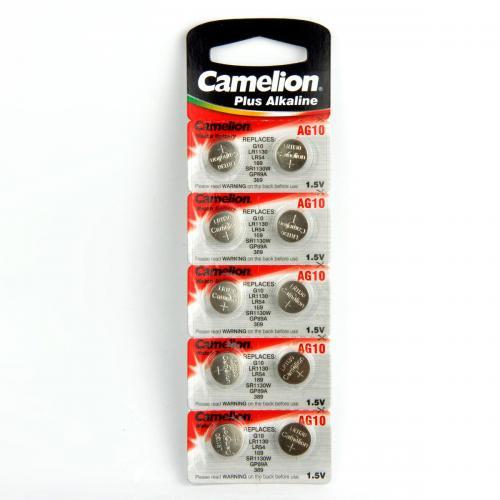 Baterii Camelion AG 10