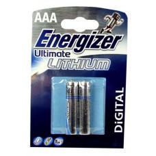 Baterii Digital Litiu AAA - Energizer
