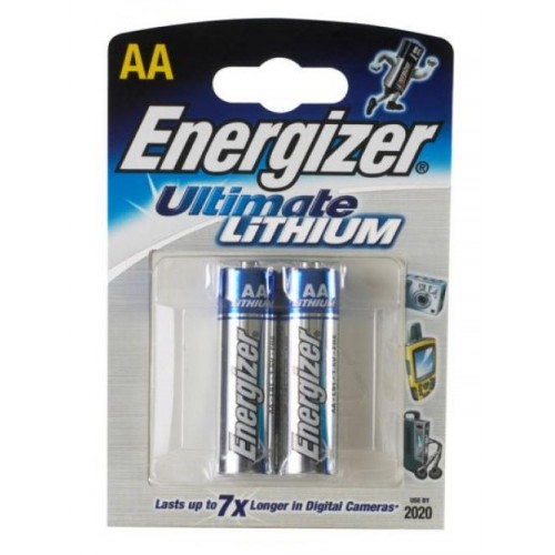Baterii Digital Litiu AA - Energizer