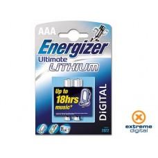 Baterii Litiu AAA / FR03  -  Energizer