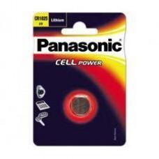 Baterie CR1025 -   Panasonic