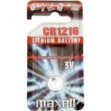 Baterie CR1216,3V,LITIU - MAXELL