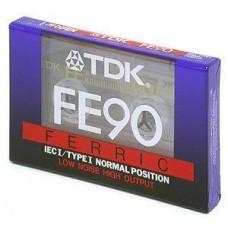 Caseta  Audio TDK 90 min