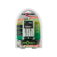 Incarcator Acumulatori AA / AAA - Ansmann  Powerline  4+acumulatori AA