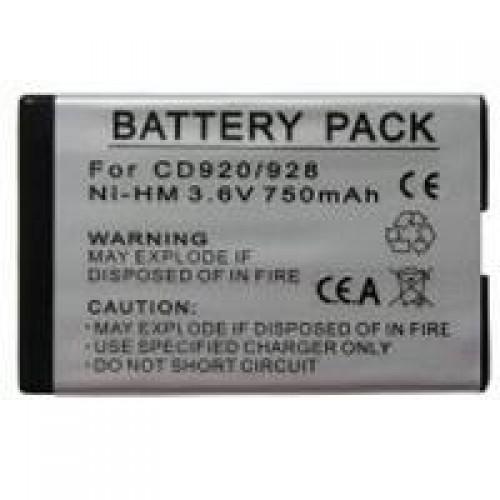 Baterie Motorola CD920 / CD928 / CD938