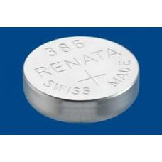 Baterie  386 -  Renata