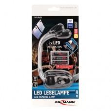 Veioza Lampa portabila led pentru citit - Ansmann Twinflex